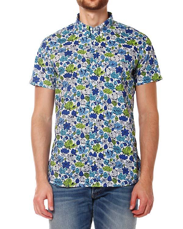 мужская рубашка CAPRI, сезон: лето 2014. Купить за 5900 руб. | Фото 1