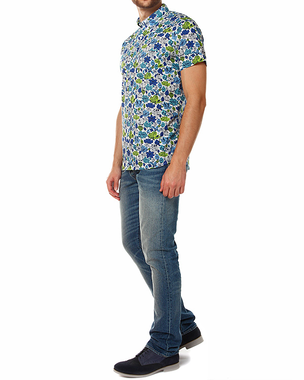 мужская рубашка CAPRI, сезон: лето 2014. Купить за 5900 руб. | Фото 3
