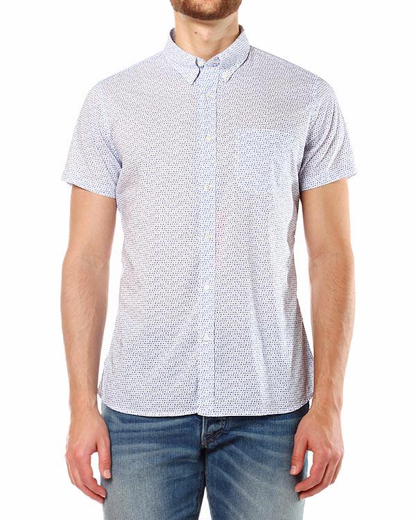 мужская рубашка CAPRI, сезон: лето 2014. Купить за 5600 руб. | Фото 1