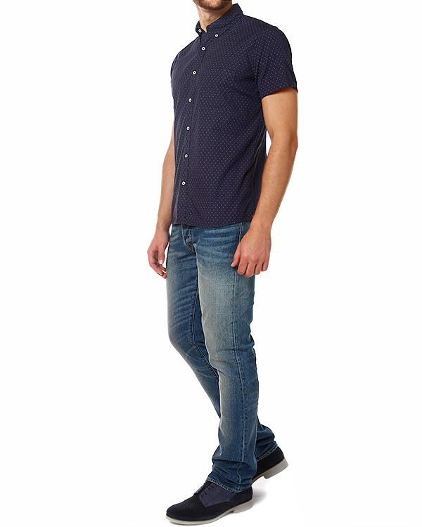 мужская рубашка CAPRI, сезон: лето 2014. Купить за 4600 руб.   Фото 3