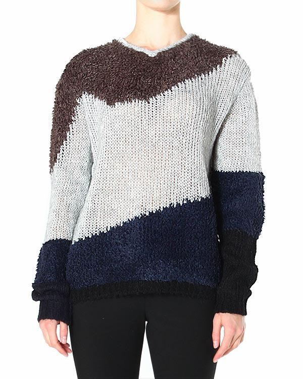 женская пуловер TIBI, сезон: зима 2014/15. Купить за 14200 руб. | Фото 1