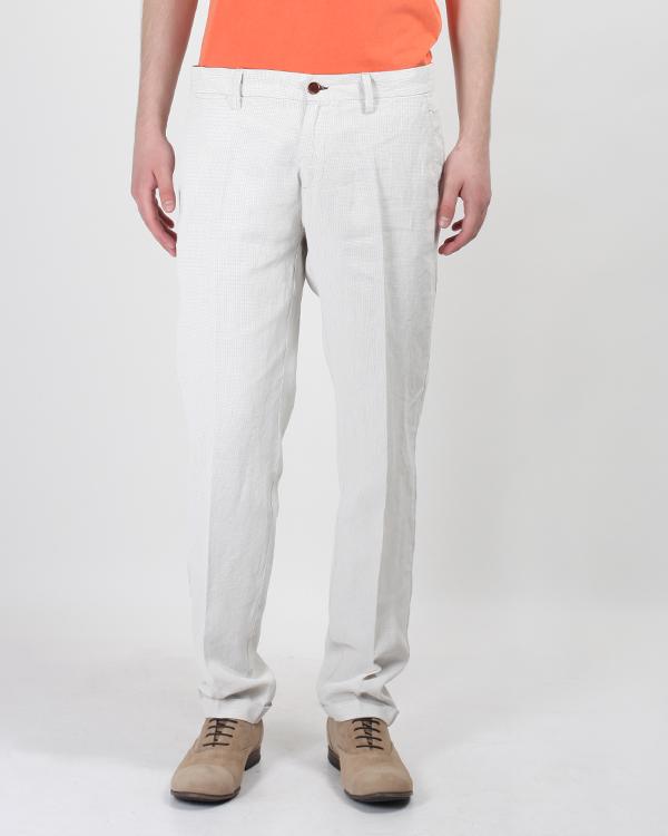 мужская брюки MOSCHINO LOVE, сезон: лето 2013. Купить за 6100 руб. | Фото 1