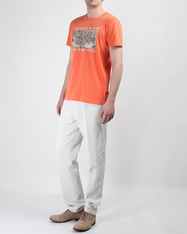 мужская брюки MOSCHINO LOVE, сезон: лето 2013. Купить за 6100 руб. | Фото 3