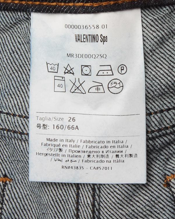 женская джинсы Valentino Red, сезон: лето 2017. Купить за 8400 руб. | Фото $i