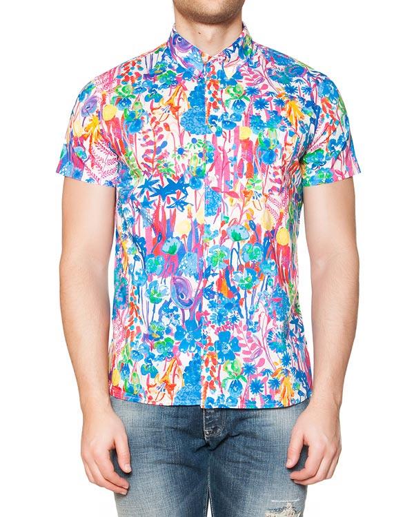 мужская рубашка CAPRI, сезон: лето 2015. Купить за 6200 руб. | Фото 1