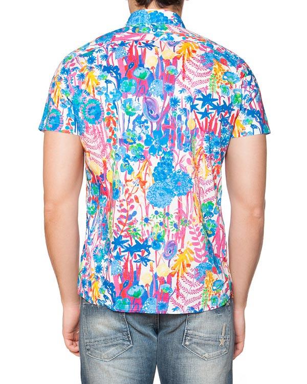 мужская рубашка CAPRI, сезон: лето 2015. Купить за 6200 руб. | Фото $i