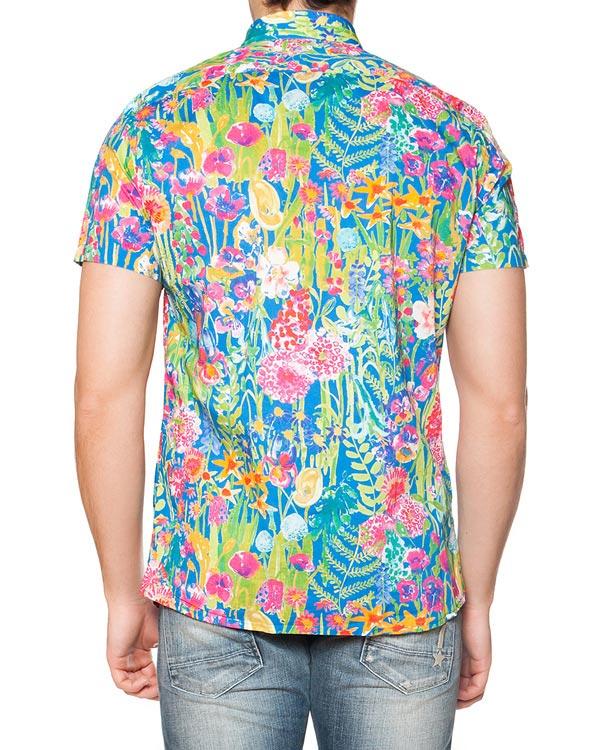 мужская рубашка CAPRI, сезон: лето 2015. Купить за 6200 руб. | Фото 2