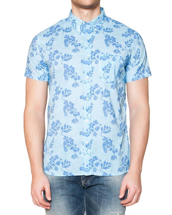 мужская рубашка CAPRI, сезон: лето 2015. Купить за 7100 руб. | Фото 1