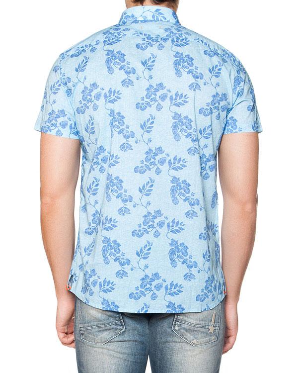 мужская рубашка CAPRI, сезон: лето 2015. Купить за 7100 руб. | Фото 2