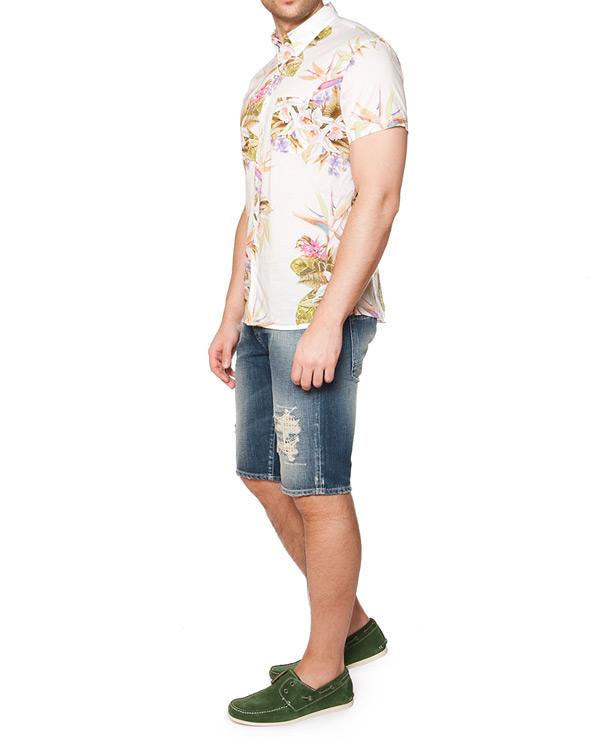 мужская рубашка CAPRI, сезон: лето 2015. Купить за 6900 руб. | Фото 3