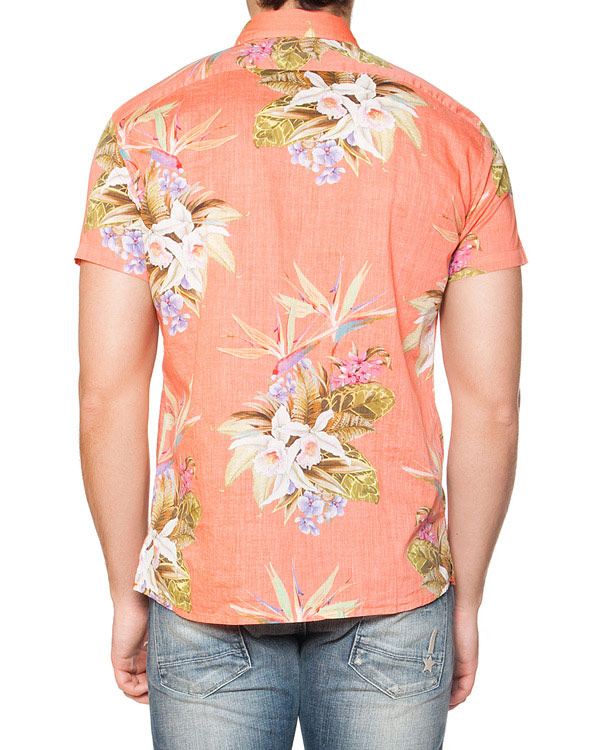 мужская рубашка CAPRI, сезон: лето 2015. Купить за 13700 руб. | Фото 2