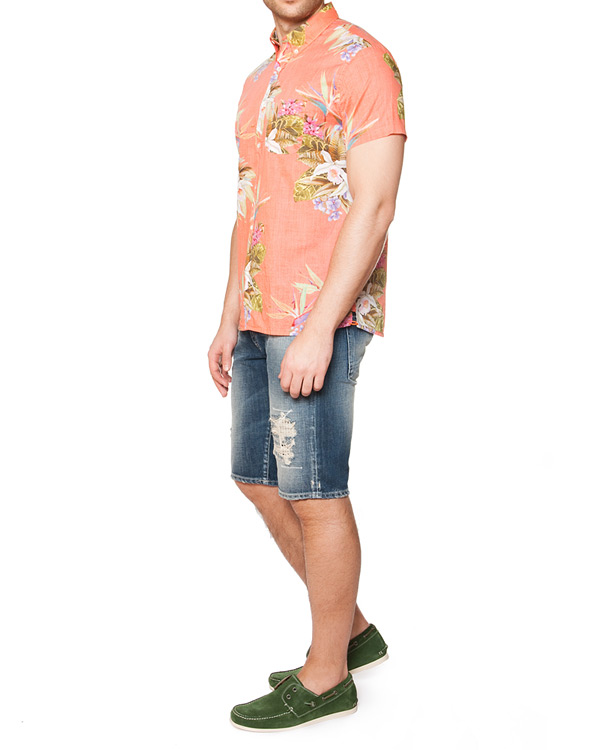 мужская рубашка CAPRI, сезон: лето 2015. Купить за 13700 руб. | Фото 3