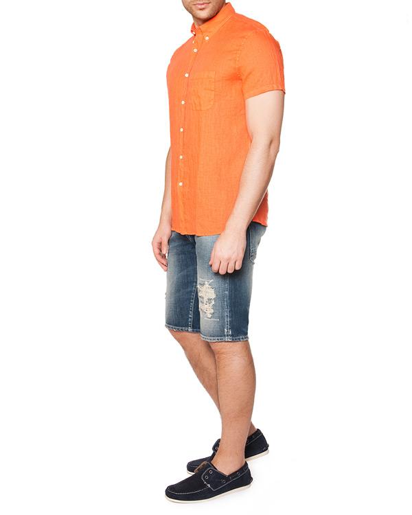мужская рубашка CAPRI, сезон: лето 2015. Купить за 9700 руб. | Фото 3