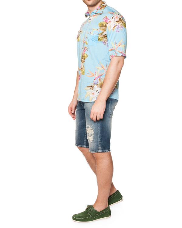 мужская рубашка CAPRI, сезон: лето 2015. Купить за 7200 руб. | Фото 3
