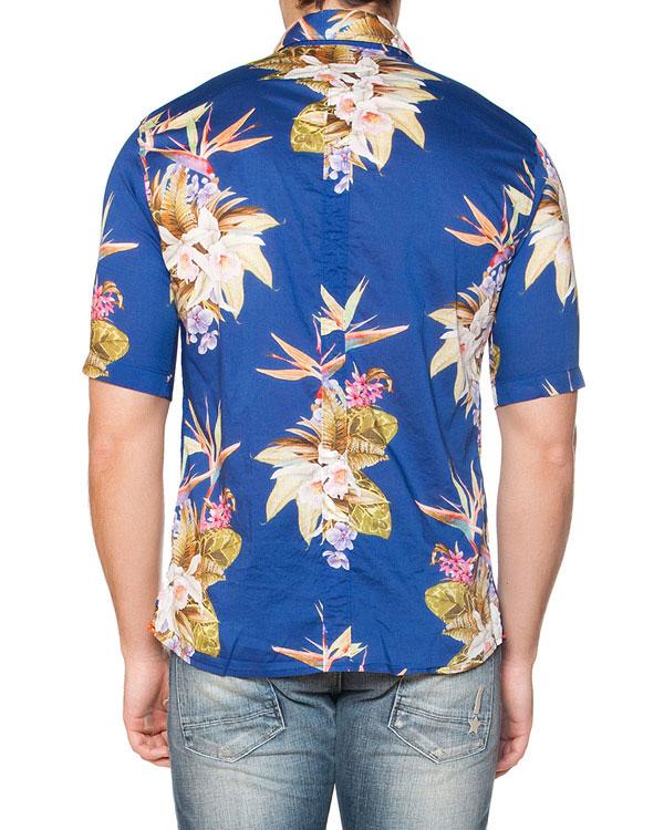 мужская рубашка CAPRI, сезон: лето 2015. Купить за 7200 руб. | Фото 2