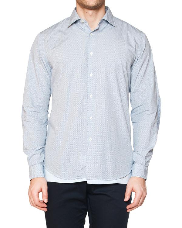 мужская рубашка CAPRI, сезон: лето 2015. Купить за 7900 руб. | Фото 1