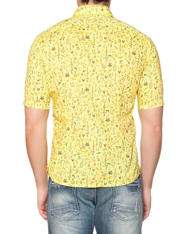 мужская рубашка CAPRI, сезон: лето 2015. Купить за 6300 руб. | Фото 2