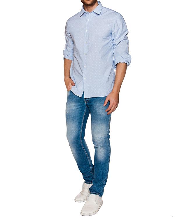 мужская рубашка CAPRI, сезон: лето 2016. Купить за 6600 руб. | Фото 3