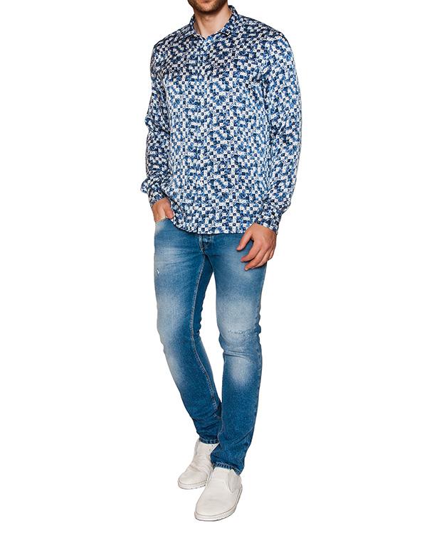 мужская рубашка CAPRI, сезон: лето 2016. Купить за 10400 руб. | Фото 3