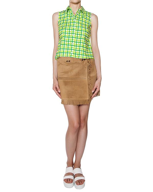 женская юбка P.A.R.O.S.H., сезон: лето 2016. Купить за 14300 руб. | Фото 3