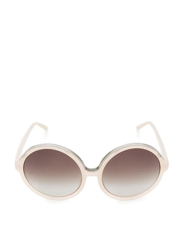 очки коллаборация с брендом No.21 артикул N21S1C4SUN марки Linda Farrow купить за 17800 руб.
