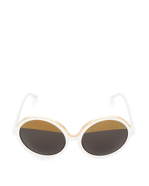 очки коллаборация с брендом No.21 артикул N21S1C8SUN марки Linda Farrow купить за 17800 руб.