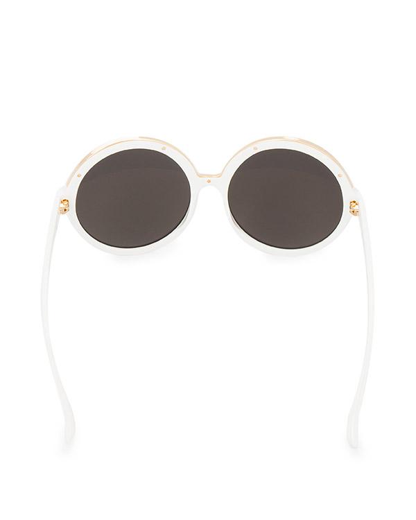 аксессуары очки Linda Farrow, сезон: лето 2017. Купить за 17800 руб. | Фото $i