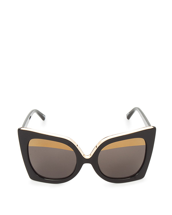 очки коллаборация с брендом No.21 артикул N21S2C6SUN марки Linda Farrow купить за 17800 руб.