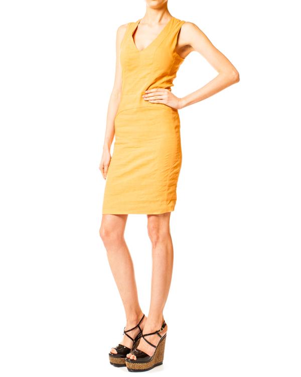 женская платье EMPORIO ARMANI, сезон: лето 2014. Купить за 10600 руб. | Фото $i