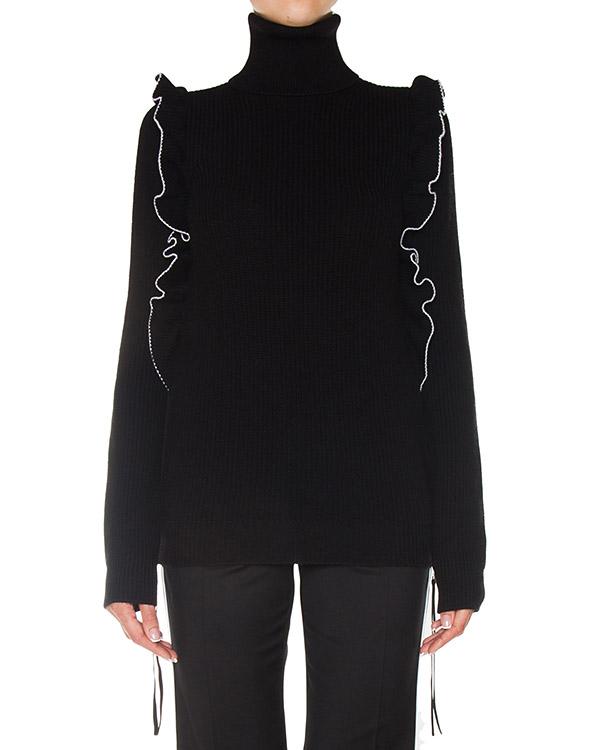 свитер из трикотажной шерсти  артикул N2MA0027 марки № 21 купить за 32400 руб.