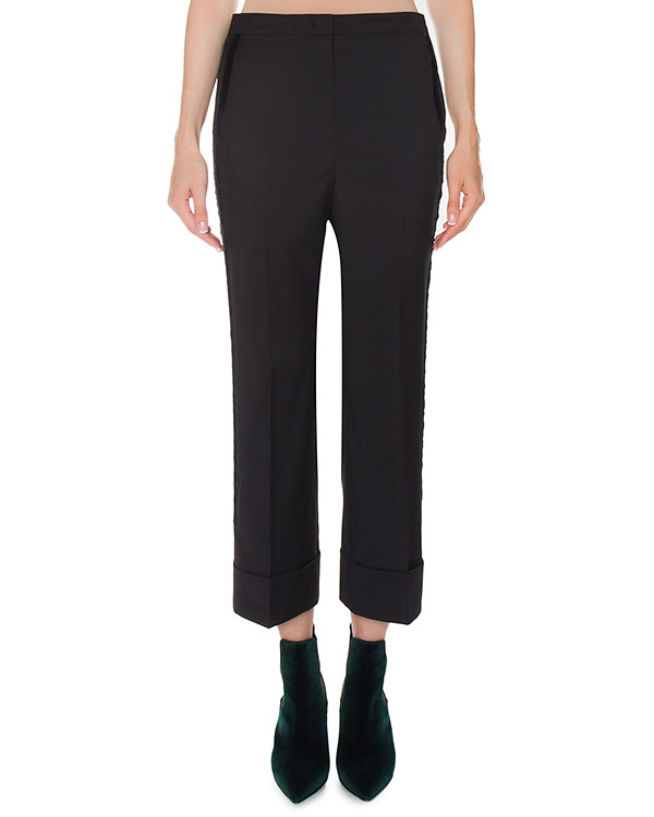 брюки из костюмной шерсти артикул N2MB102 марки № 21 купить за 26100 руб.