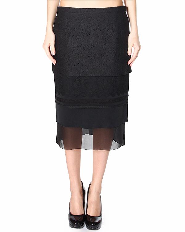 женская юбка № 21, сезон: лето 2015. Купить за 28200 руб.   Фото 1