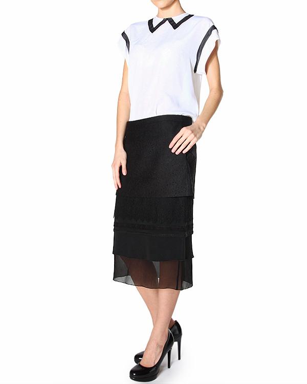 женская юбка № 21, сезон: лето 2015. Купить за 28200 руб.   Фото 3