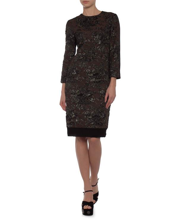 женская платье № 21, сезон: зима 2014/15. Купить за 37000 руб. | Фото 3