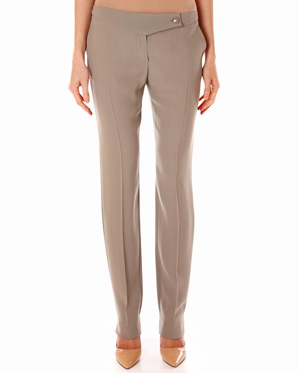 женская брюки EMPORIO ARMANI, сезон: лето 2014. Купить за 7300 руб. | Фото 1