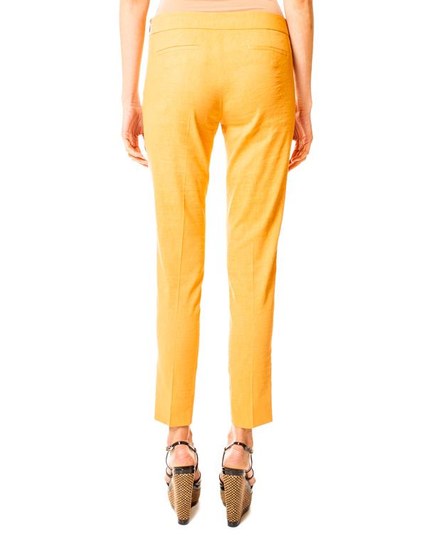 женская брюки EMPORIO ARMANI, сезон: лето 2014. Купить за 6500 руб. | Фото 2