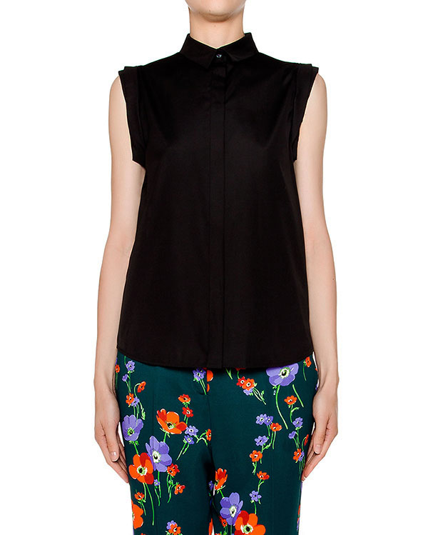 женская блуза № 21, сезон: лето 2016. Купить за 13100 руб. | Фото 1