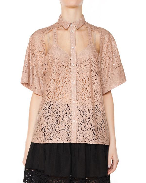 женская блуза № 21, сезон: лето 2015. Купить за 16700 руб. | Фото 1