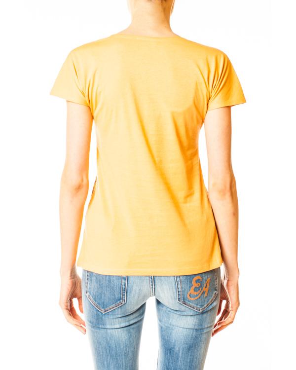 женская футболка EMPORIO ARMANI, сезон: лето 2014. Купить за 4400 руб. | Фото 2