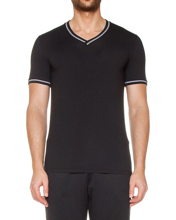 футболка  артикул N3M800010 марки Ermenegildo Zegna купить за 6100 руб.