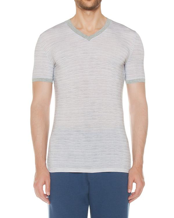 футболка  артикул N3M800040 марки Ermenegildo Zegna купить за 6800 руб.