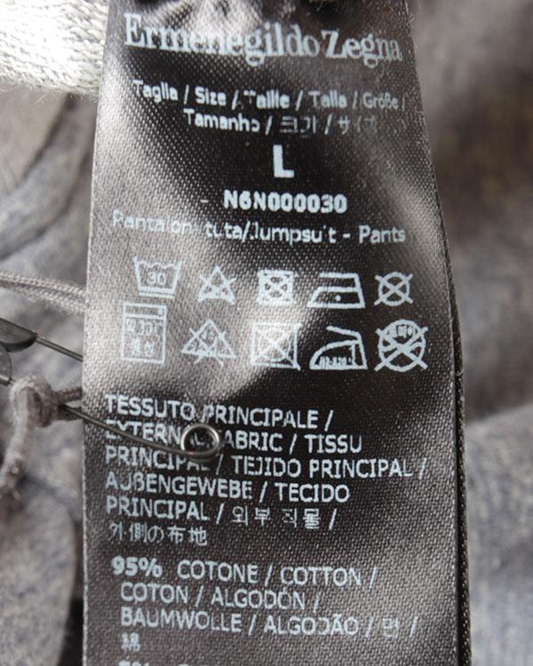 мужская брюки Ermenegildo Zegna, сезон: лето 2017. Купить за 17300 руб. | Фото $i