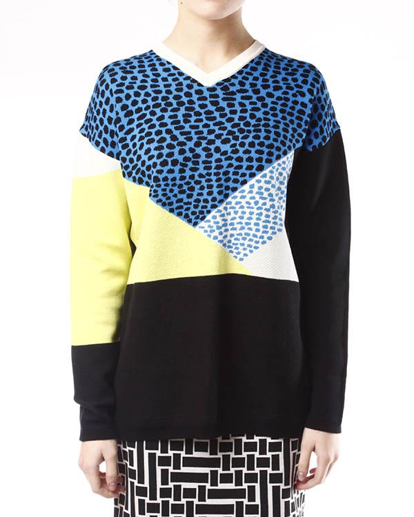 женская пуловер TIBI, сезон: зима 2013/14. Купить за 7600 руб. | Фото $i