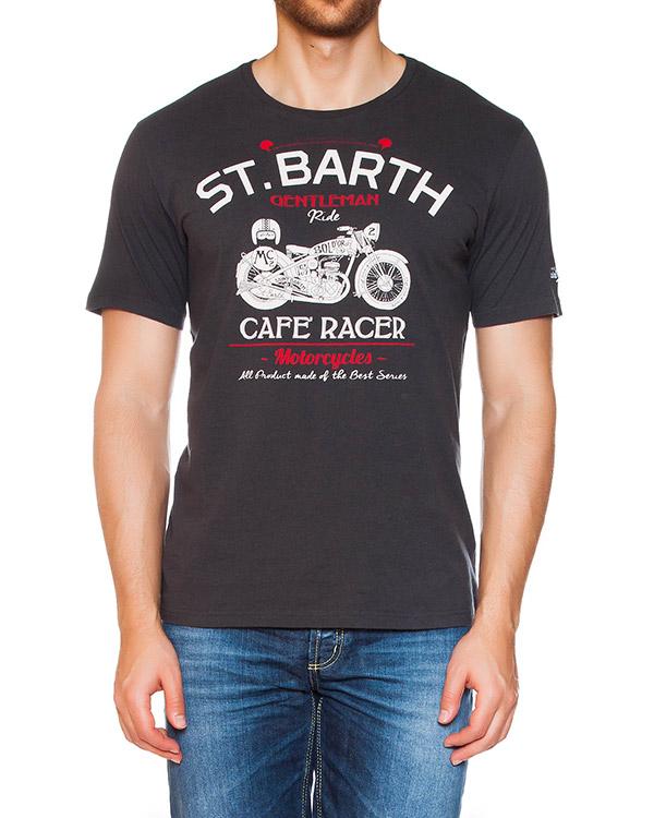 мужская футболка MC2 Saint Barth, сезон: лето 2015. Купить за 5200 руб. | Фото $i