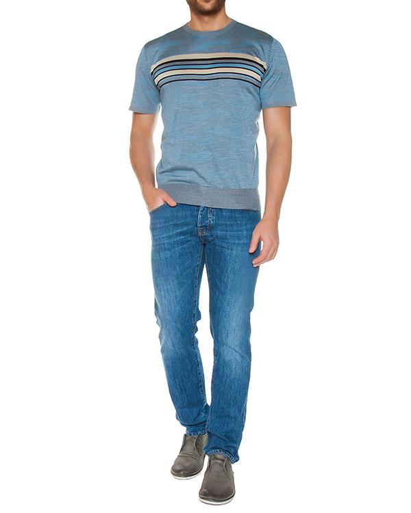 мужская джинсы 2M2W, сезон: лето 2017. Купить за 6700 руб. | Фото $i