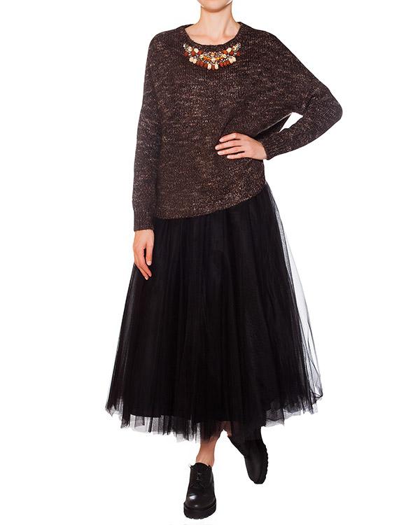 женская юбка P.A.R.O.S.H., сезон: зима 2015/16. Купить за 7200 руб. | Фото 3