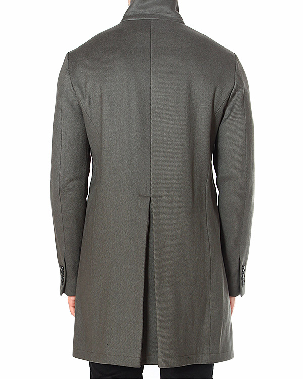 мужская пальто JOHN VARVATOS, сезон: зима 2014/15. Купить за 97100 руб. | Фото 2