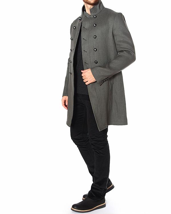 мужская пальто JOHN VARVATOS, сезон: зима 2014/15. Купить за 97100 руб. | Фото 3
