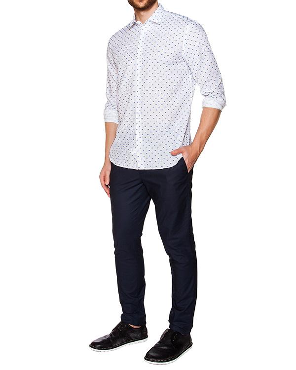 мужская рубашка Obvious Basic, сезон: лето 2016. Купить за 6900 руб. | Фото $i