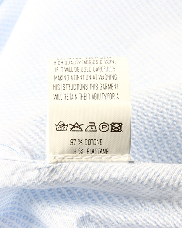 мужская рубашка Obvious Basic, сезон: лето 2016. Купить за 6300 руб. | Фото $i